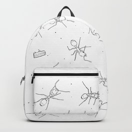 Ants and cake Backpack