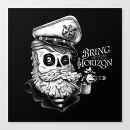 Bring Me That Horizon Canvas Print