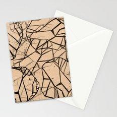 Geometric Pattern 1 Stationery Cards