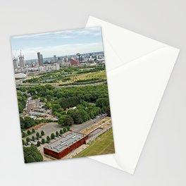 London England megalopolis Parks river Houses Cities Megapolis park Rivers Building Stationery Cards