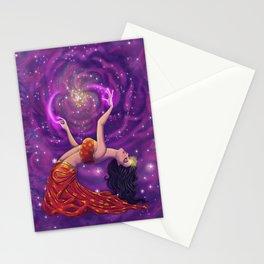 Lemurian Goddess of Love Stationery Cards