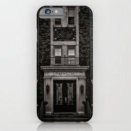 Geometry No 7 iPhone Case