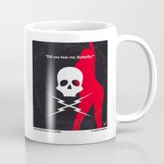 No018 My DeathProof minimal movie poster Mug