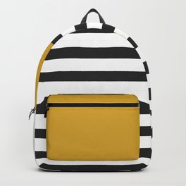 Abstract Sunrise Backpack