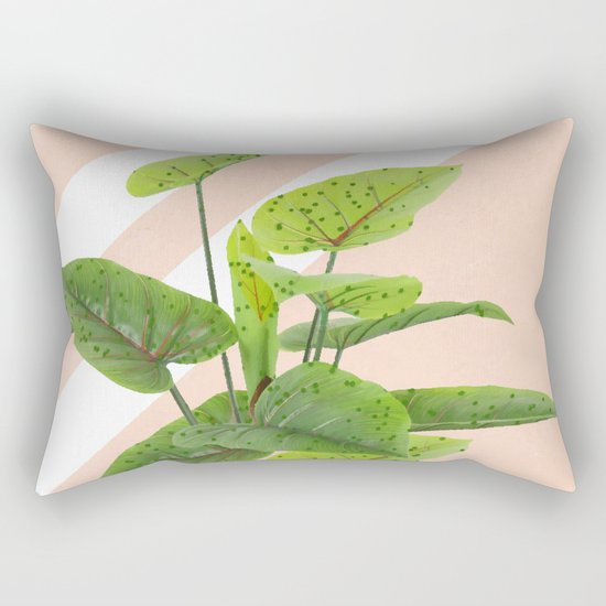 Botanical Art #society6 #decor #lifestyle #buyart Rectangular Pillow