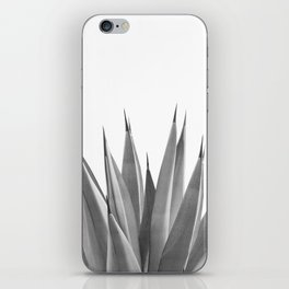 Gray Agave Dream #1 #tropical #decor #art #society6 iPhone Skin