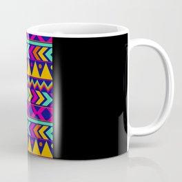Tribal Motif Coffee Mug