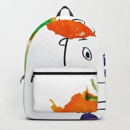 Self-Portarit Backpack