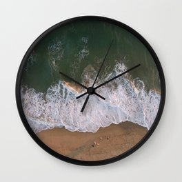 Ocean Shores Wall Clock
