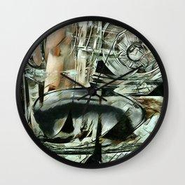 Glass series 1 Wall Clock
