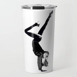 Handstand 1  Grace Gallo Travel Mug