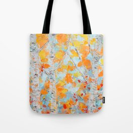 Aspen October Tote Bag