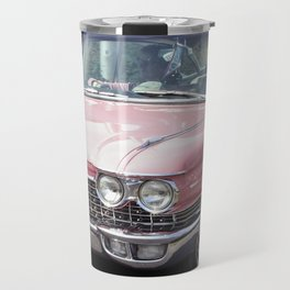 Pink Classic Travel Mug