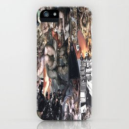 Created Hells  iPhone Case