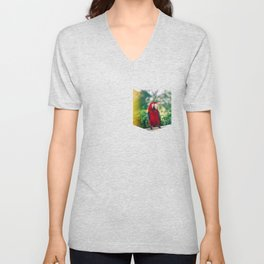 You Can Be My Mirror Baby Unisex V-Neck