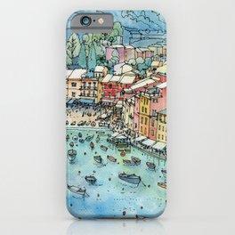 Portofino, Italy iPhone Case