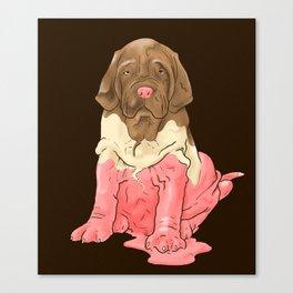 Neapolitan Mastiff Canvas Print