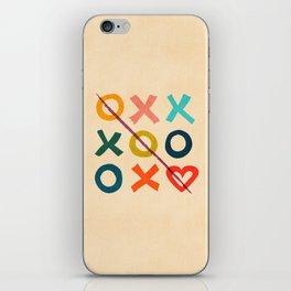 xoxo Love iPhone Skin