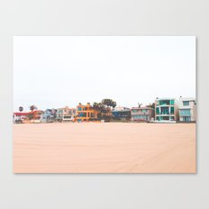Dreams in Venice, California Canvas Print