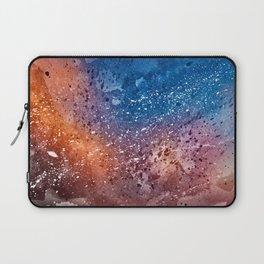 Vibrant Acrylic Texture Laptop Sleeve
