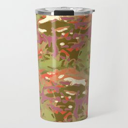 Camo Camo, look at me! Travel Mug