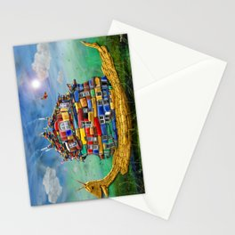 My sweet Home Stationery Cards