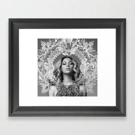 Bey Framed Art Print