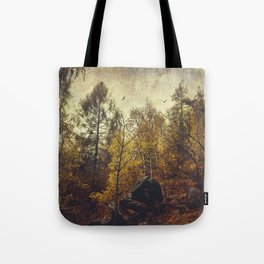 Find your place Tote Bag