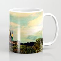 once upon a  time Mugs featuring Once Upon a Time by Forgotten Beauty