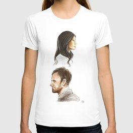 elementary: better half [2] T-shirt