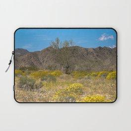 Super Bloom 7305 Paradise Joshua Tree Laptop Sleeve