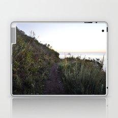 the path not taken Laptop & iPad Skin