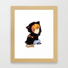 Chibi Kyo Framed Art Print