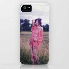 Big Girls Cry iPhone Case