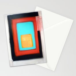Living Rothko Stationery Cards