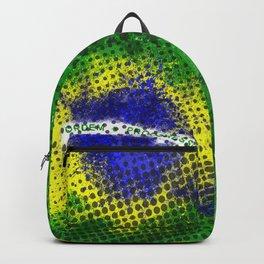 Brazil - Brazilian Flag Backpack