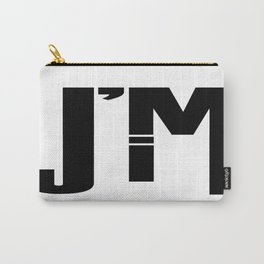 I'M JIM Carry-All Pouch
