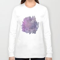 boho Long Sleeve T-shirts featuring Boho Deco by cafelab