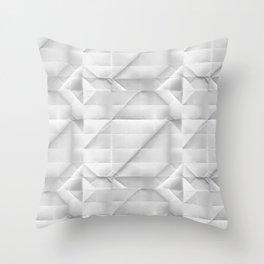 Unfold 3 Throw Pillow
