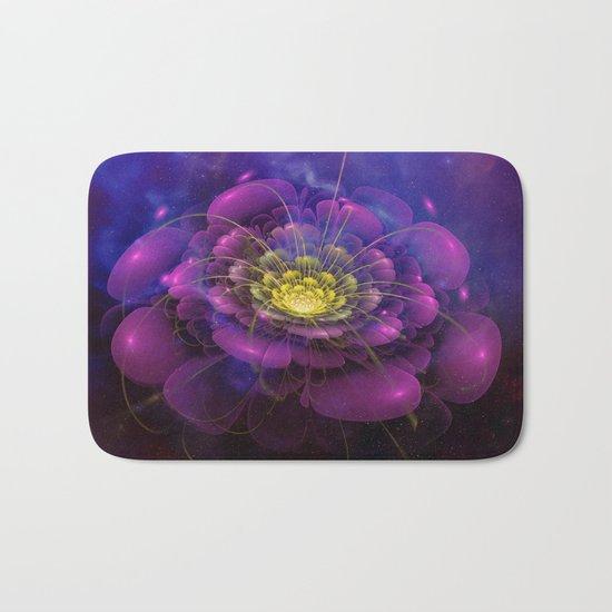 A Beautiful Fractal Flower 3 Bath Mat
