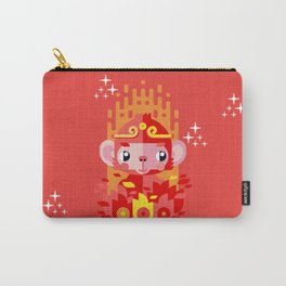 Fire Monkey Year Carry-All Pouch
