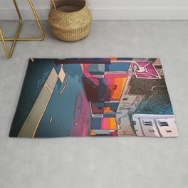 Play the game: Basketballcourt Rug