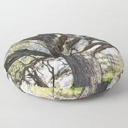 Lonely Tree Floor Pillow