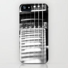 Gitarre iPhone Case