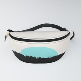 Blue Moon Fanny Pack