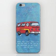 Van iPhone & iPod Skin