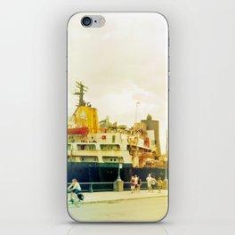 vessel iPhone Skin