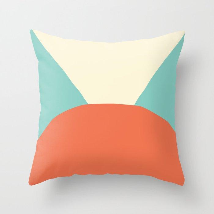 Deyoung Retro Juice Throw Pillow