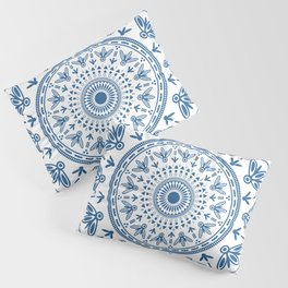 Persian folk Pillow Sham