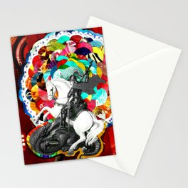 São Jorge (Saint George) Stationery Cards